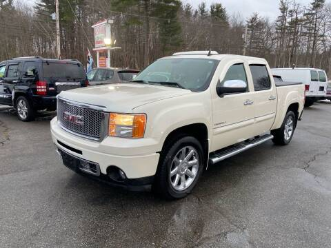 2013 GMC Sierra 1500 for sale at Clair Classics in Westford MA