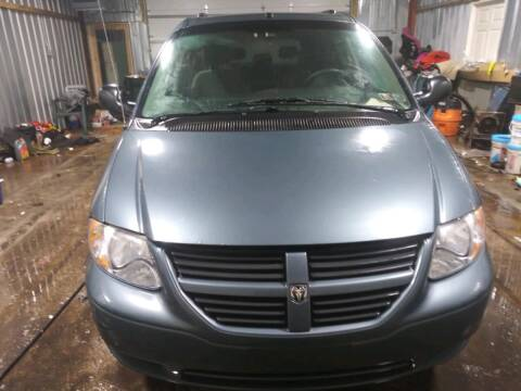 2007 Dodge Grand Caravan for sale at Six Brothers Auto Sales in Youngstown OH