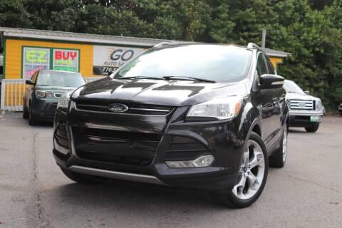 2014 Ford Escape for sale at Go Auto Sales in Gainesville GA