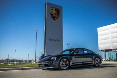 2020 Porsche Taycan for sale at Napleton Autowerks in Springfield MO