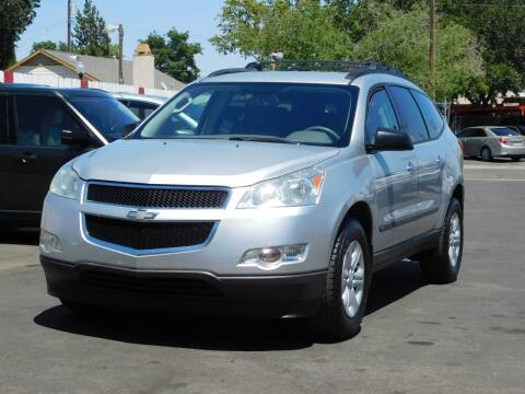 2009 Chevrolet Traverse for sale at General Auto Sales Corp in Sacramento CA