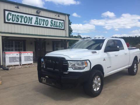 2019 RAM Ram Pickup 3500 for sale at Custom Auto Sales - AUTOS in Longview TX