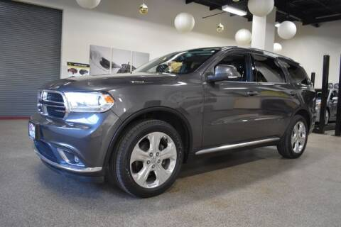 2015 Dodge Durango for sale at DONE DEAL MOTORS in Canton MA