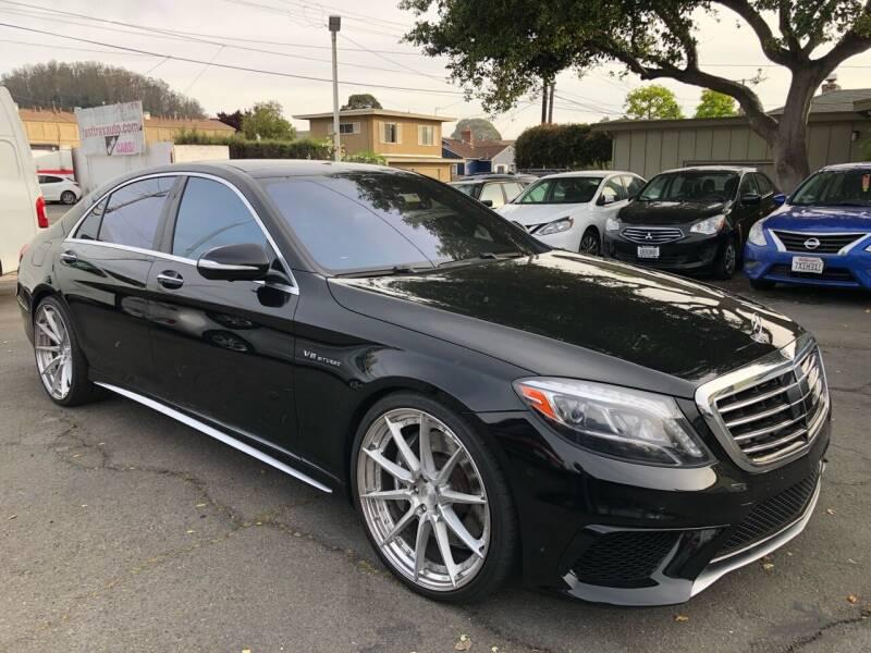 2014 Mercedes-Benz S-Class for sale at EKE Motorsports Inc. in El Cerrito CA