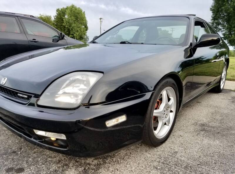1997 Honda Prelude for sale at G T Auto Group in Goodlettsville TN