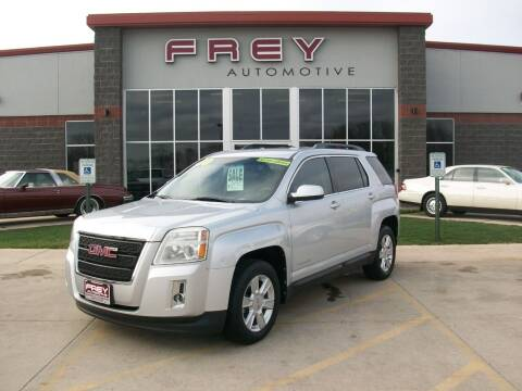 2010 GMC Terrain for sale at Frey Automotive in Muskego WI