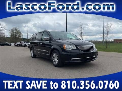2015 Chrysler Town and Country for sale at LASCO FORD in Fenton MI