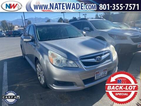 2011 Subaru Legacy for sale at NATE WADE SUBARU in Salt Lake City UT