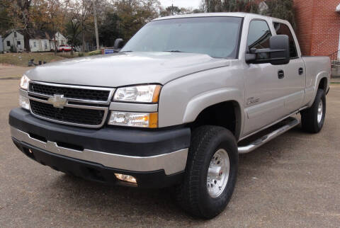 2007 Chevrolet Silverado 2500HD Classic for sale at JACKSON LEASE SALES & RENTALS in Jackson MS