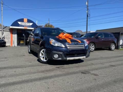 2013 Subaru Outback for sale at OTOCITY in Totowa NJ