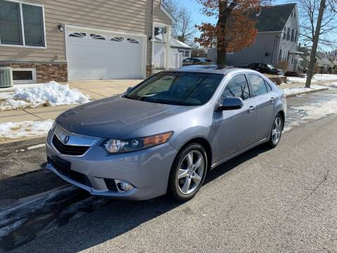 2011 Acura TSX for sale at Jordan Auto Group in Paterson NJ