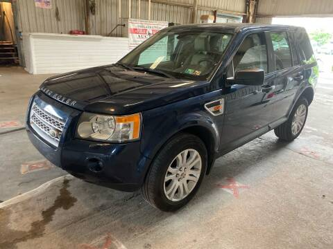 2008 Land Rover LR2 for sale at Philadelphia Public Auto Auction in Philadelphia PA