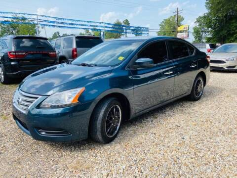 2014 Nissan Sentra for sale at Southeast Auto Inc in Albany LA