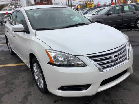 2013 Nissan Sentra for sale at Active Auto Sales in Hatboro PA