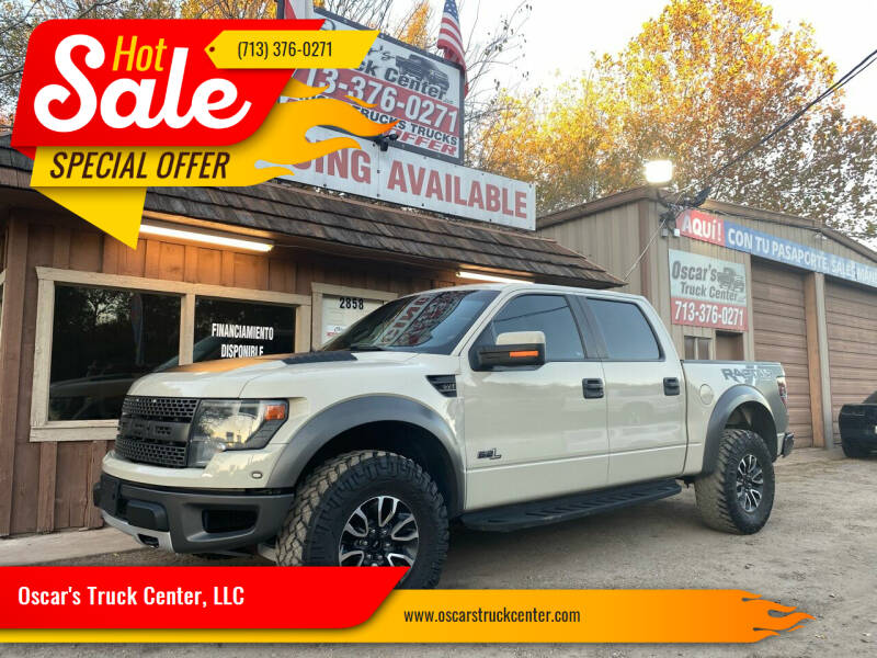 2014 Ford F-150 for sale at Oscar's Truck Center, LLC in Houston TX