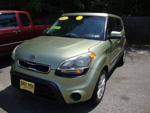 2012 Kia Soul for sale at Easy Ride Auto Sales Inc in Chester VA