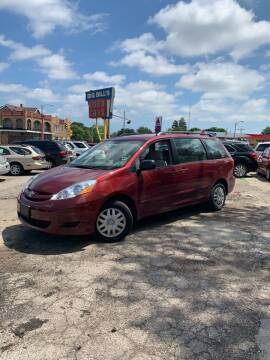2006 Toyota Sienna for sale at Big Bills in Milwaukee WI