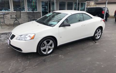 2007 Pontiac G6 for sale at County Seat Motors in Union MO