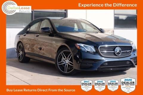 2020 Mercedes-Benz E-Class for sale at Dallas Auto Finance in Dallas TX