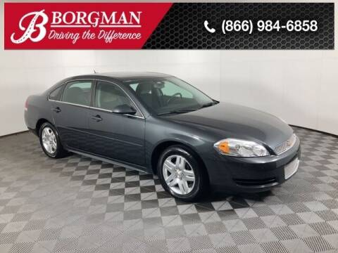 2014 Chevrolet Impala Limited for sale at BORGMAN OF HOLLAND LLC in Holland MI