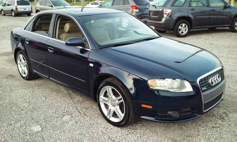 2008 Audi A4 for sale at Pinellas Auto Brokers in Saint Petersburg FL