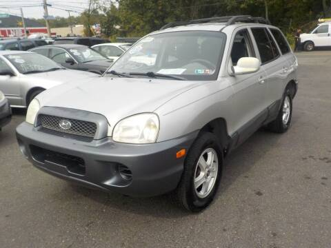 2004 Hyundai Santa Fe for sale at United Auto Land in Woodbury NJ