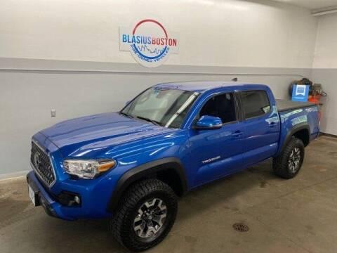 2018 Toyota Tacoma for sale at WCG Enterprises in Holliston MA