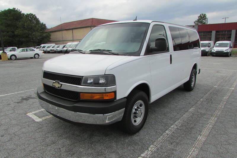 2013 Chevrolet Express Passenger for sale at Work-Van.com in Union City GA