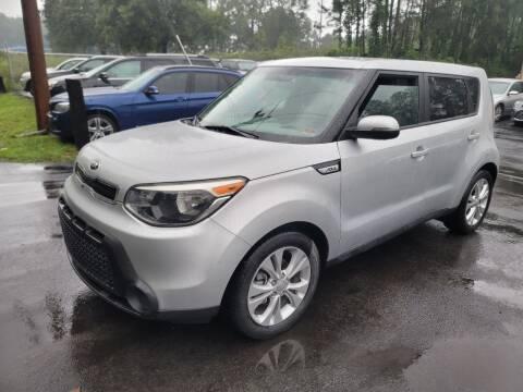 2014 Kia Soul for sale at GEORGIA AUTO DEALER, LLC in Buford GA