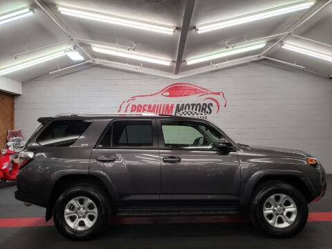 2014 Toyota 4Runner for sale at Premium Motors in Villa Park IL