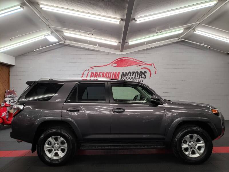 2014 Toyota 4Runner for sale at Premium Motors in Villa Park IL