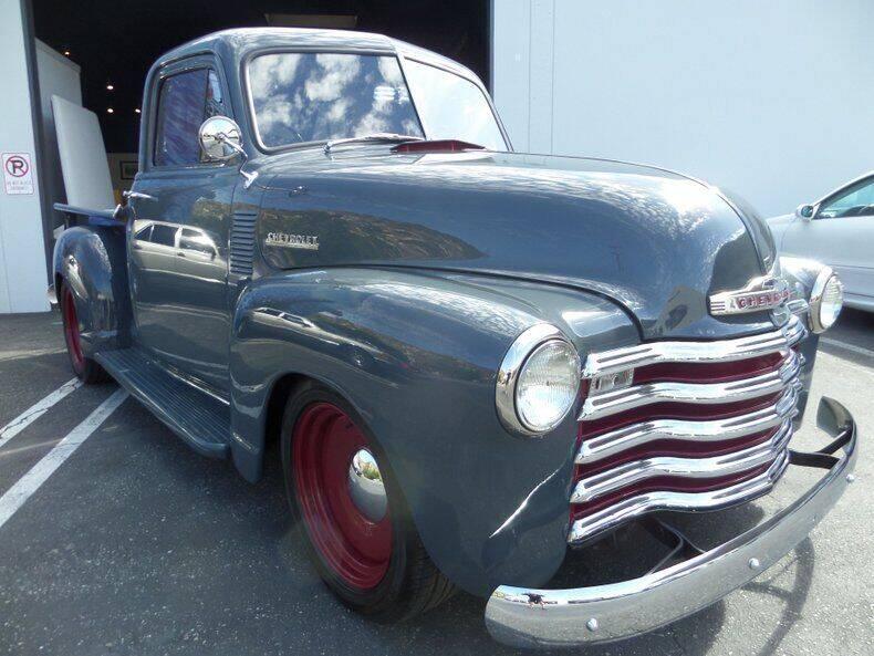 1952 Chevrolet 3100 for sale in Laguna Beach, CA
