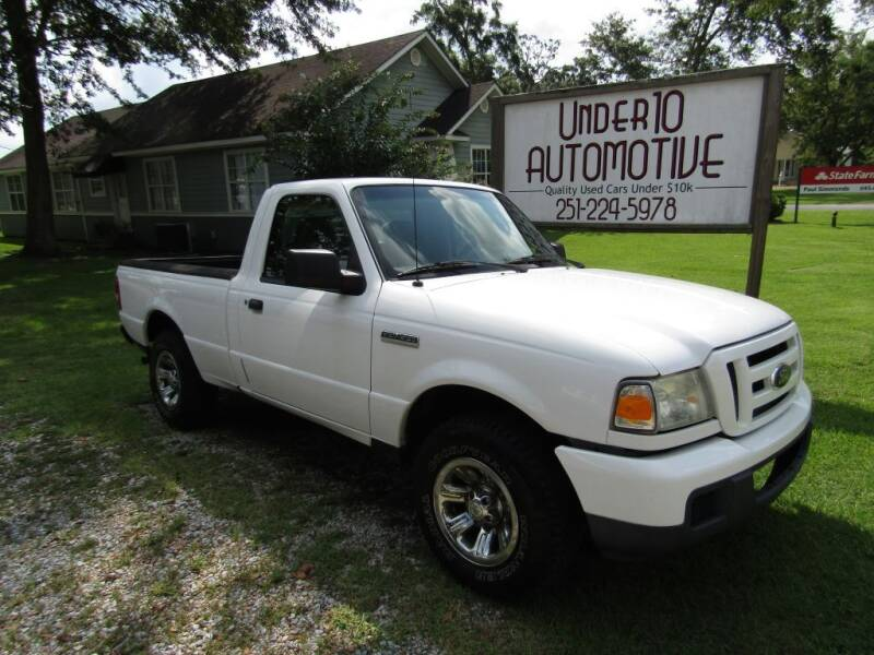 2007 Ford Ranger for sale at Under 10 Automotive in Robertsdale AL