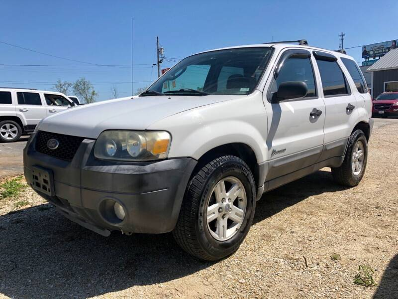 2005 Ford Escape for sale at Torque Motorsports in Rolla MO