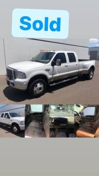 2007 Ford F-350 Super Duty for sale at EXPRESS AUTO GROUP in Phoenix AZ