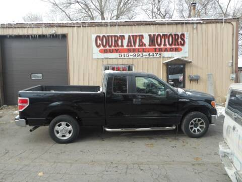 2012 Ford F-150 for sale at Court Avenue Motors in Adel IA