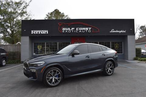 2020 BMW X6 for sale at Gulf Coast Exotic Auto in Biloxi MS