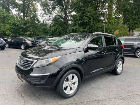 2011 Kia Sportage for sale at The Car House in Butler NJ