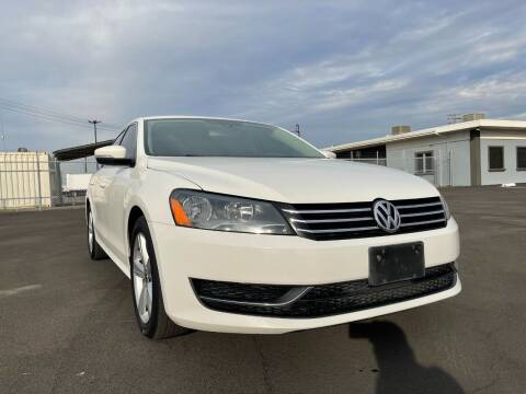 2014 Volkswagen Passat for sale at Approved Autos in Sacramento CA