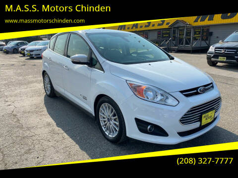2016 Ford C-MAX Energi for sale at M.A.S.S. Motors Chinden in Garden City ID