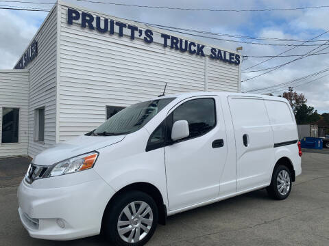 2017 Nissan NV200 for sale at Pruitt's Truck Sales in Marietta GA