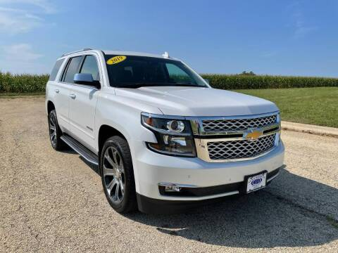 2019 Chevrolet Tahoe for sale at Alan Browne Chevy in Genoa IL