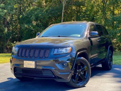 2015 Jeep Grand Cherokee for sale at Sebar Inc. in Greensboro NC