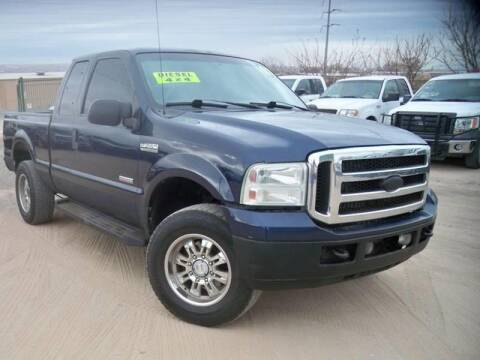 2007 Ford F-250 Super Duty for sale at Samcar Inc. in Albuquerque NM