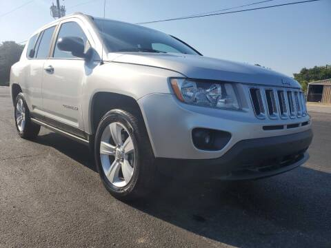 2011 Jeep Compass for sale at Thornhill Motor Company in Lake Worth TX