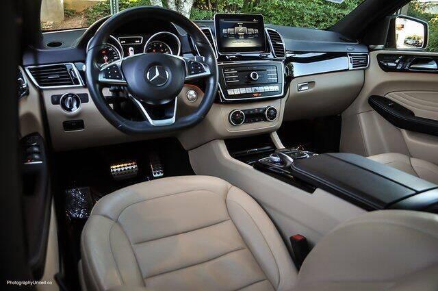 2017 Mercedes-Benz GLE AWD AMG GLE 43 Coupe 4MATIC 4dr SUV - Atlanta GA