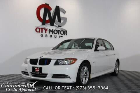 2008 BMW 3 Series for sale at City Motor Group, Inc. in Wanaque NJ