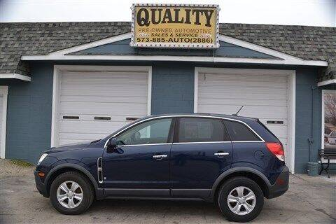 2008 Saturn Vue for sale at Quality Pre-Owned Automotive in Cuba MO