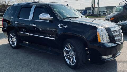2011 Cadillac Escalade for sale at Top Notch Auto Brokers, Inc. in Palatine IL