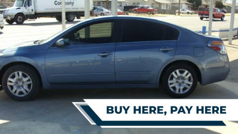 2011 Nissan Altima for sale at Chuck Spaugh Auto Sales in Lubbock TX